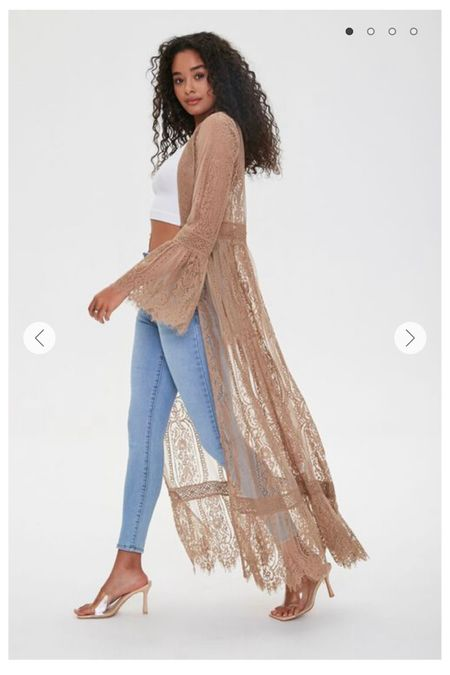 How is this only $15!? Hello perfect beach duster 😍 You can instantly shop all of my looks by following me on the LIKEtoKNOW.it shopping app  http://liketk.it/3bi9e #liketkit @liketoknow.it