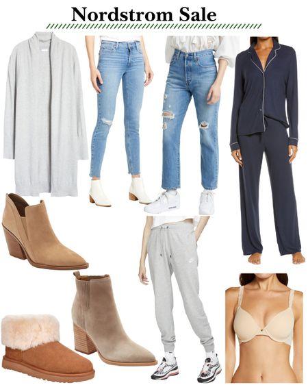 Nordstrom Black Friday sale! Marc fisher booties. Taupe booties. Jeans on sale. Gifts for her. http://liketk.it/31SI4 #liketkit @liketoknow.it #LTKgiftspo #LTKunder100 #LTKsalealert