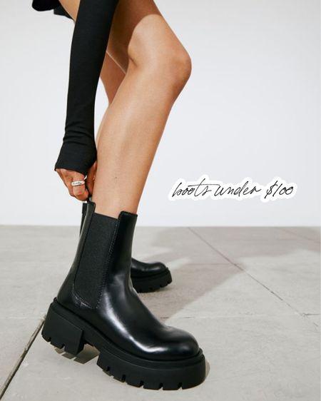 Boots under $100   #LTKunder100 #LTKSeasonal #LTKshoecrush