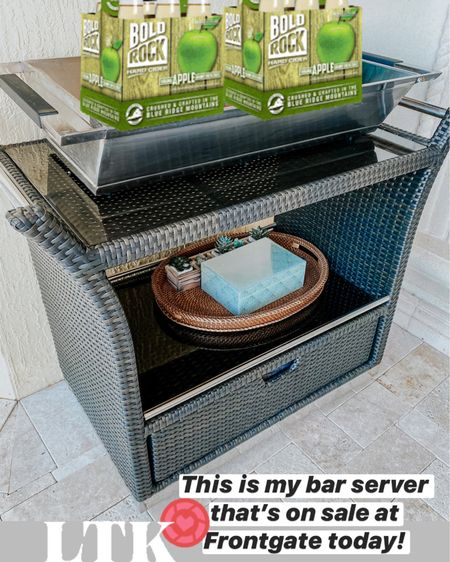 My outside bar cart on sale http://liketk.it/3hoG1 #liketkit @liketoknow.it #LTKunder100 #LTKunder50 #LTKsalealert @liketoknow.it.home
