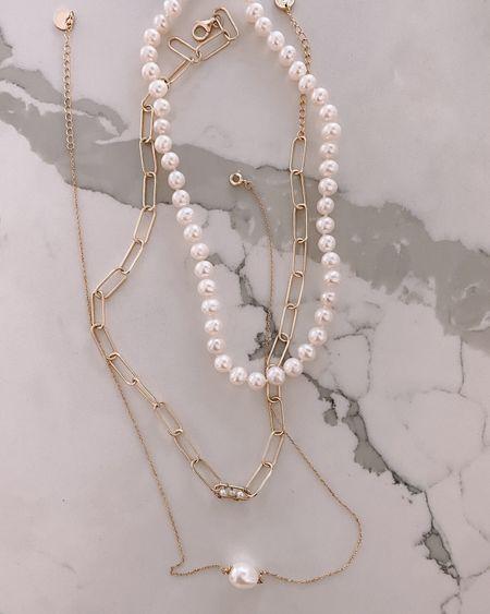 Victoria Emerson necklaces on sale plus 20% off with code 20BLUSHINGROSE #anna_brstyle  #LTKsalealert