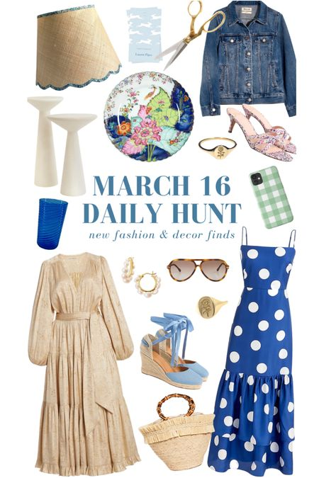 Here's a sneak peek of my March 16 finds! Shop them all on the Daily Hunt page of KatieConsiders.com @liketoknow.it #liketkit http://liketk.it/3aBZU