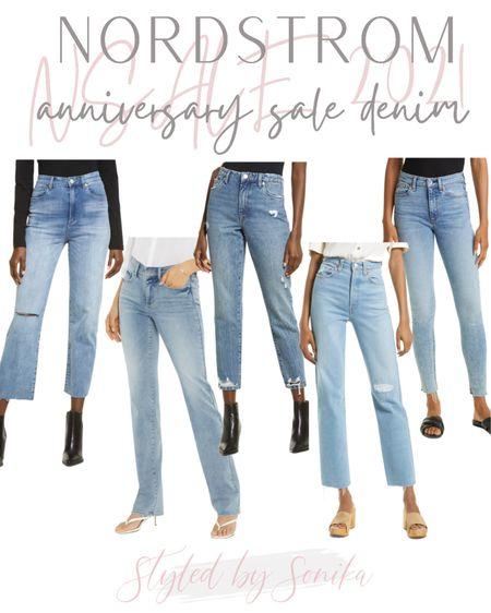 #nsale denim jeans Nordstrom anniversary sale http://liketk.it/3jGB1 #liketkit @liketoknow.it #LTKsalealert #LTKstyletip #LTKunder100