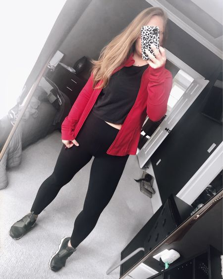 Brightening up my usual all black lululemon uniform with this apple red Define Jacket. Happy Valentine's Day, LTK fam!   #LTKfit #LTKcurves #LTKunder100 http://liketk.it/2Kl4U #liketkit @liketoknow.it