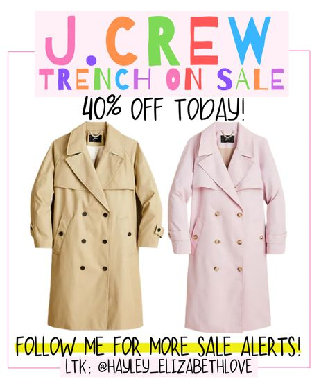 """40% off everything at J.Crew with code """"GOBIG"""" - lots of great coats, trench, and parkas! #LTKholiday #LTKgiftguide #liketkit  Active Leggings Airport outfit Align Leggings Amazon Fashion Amazon Finds Amazon swimsuits Anthropologie Apple Watch Bands Bachelorette outfits Bachelorette party Back To School Barefoot Dreams Bathing suits Bathroom Bathroom decor Beach vacation Bedding Bikini Booties Business casual Camel Coat Coffee Table Coffee tables Combat Boots Date night outfits Dining Room Disney Dressers Dresses Fall Boots Fall family photos Fall outfits Fall Style Family Photos Fitness Gear Halloween Home Decor Jeans Jumpsuit Kitchen Labor Day Living Room Living Room Decor Lululemon Align Leggings Lululemon Leggings Master Bedroom Maternity Maxi dress Maxi dresses Nightstands Nordstrom Anniversary Sale Nordstrom Sale Nursery decor Old Navy Overstock Patio Patio furniture Pink Chair Pink Desk Pink Office Decor Plus size Sandals Shacket SheIn Shorts Sneakers Snow Boots Spring outfit Spring Sale Summer dress Summer fashion Sunglasses Sweater Dress Sweaters Swim Swimsuit Swimsuits Target Finds Target Style Teacher Outfits Vacation outfits Walmart Finds Wedding Guest Dresses White dress White dresses Winter outfits Winter Style Work Wear Workout Wear  #liketkit #LTKsale #LTKfallsale #nsale #LTKbacktoschool #LTKseasonal #liketkit #LTKholiday  #LTKunder50 #LTKunder100 #LTKsalealert #LTKfit #LTKshoecrush #LTKstyletip #LTKbeauty #LTKitbag #LTKtravel #LTKworkwear #LTKhome #LTKbrasil #LTKeurope #LTKfamily #LTKwedding #LTKswim"""