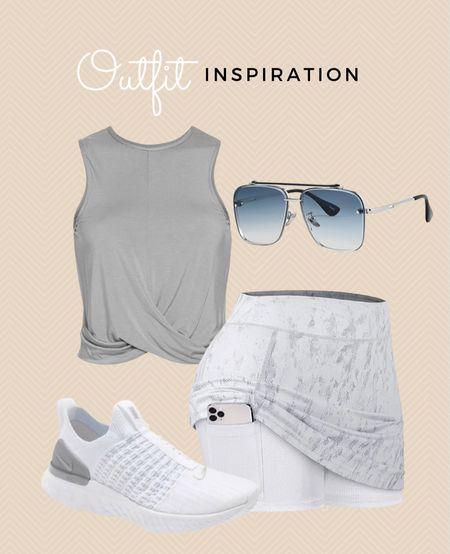 Workout outfit   #LTKshoecrush #LTKstyletip #LTKfit