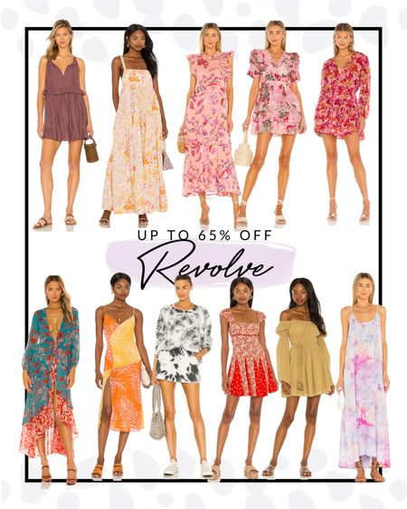 Revolve clothing has some of the highest quality brands for your closet! They are having a huge sale on a ton of their stuff rn so I'm sharing some favorites!   #LTKSale #LTKsalealert #LTKcurves