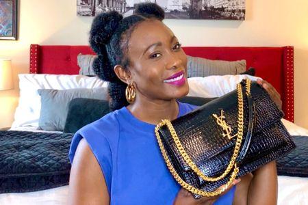 Its the It Bag for me!!! #ysl #saintlaurent #designerbag   #LTKstyletip #LTKitbag