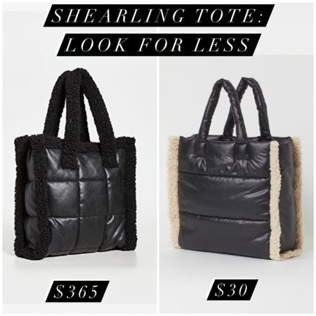 So obsessed with all things shearling this season 😍   #LTKitbag #LTKunder50 #LTKSeasonal