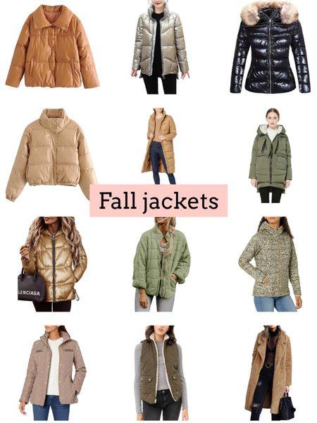 Fall jackets   #LTKunder100 #LTKunder50 #LTKSeasonal