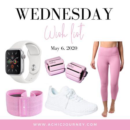 Wednesday Wish List: Fitness Edition http://liketk.it/2OnlR #StayHomeWithLTK #LTKfit #LTKunder50 #liketkit @liketoknow.it