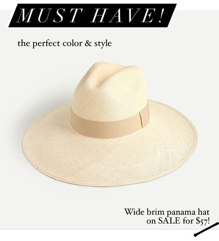 Everyone needs a beautiful cream or white pajama hat and this one is gorgeous! And ON SALE FOR $57!!! I can promise you there is no better value on this hat. RUN QUICK!  #LTKtravel #LTKunder100 #LTKsalealert