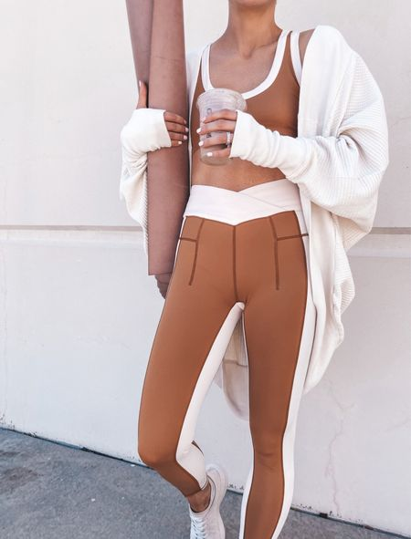 New set from free people wearing size xs/s  #LTKfit