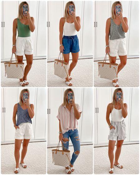 Walmart summer outfits.    http://liketk.it/3i0Jy #liketkit @liketoknow.it #LTKunder50 #LTKunder100 #LTKsalealert #walmartfinds #laurabeverlin