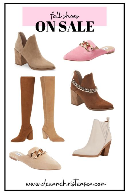 Fall shoes on sale!   #LTKshoecrush #LTKsalealert #LTKstyletip