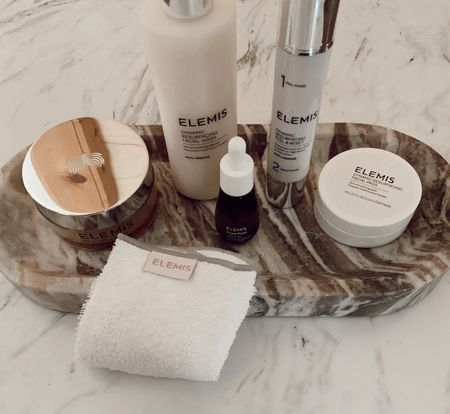 Elemis favorites up on the blog! Use code mandy20 to get 20% off! Skincare routine beauty products anti-aging skincare face oil cleansing balm double cleanse peel pads   #LTKbeauty #LTKsalealert #LTKstyletip