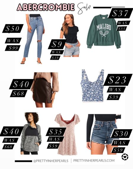 Ltk early gifting exclusive app sale has started.  Here are some of my fave Abercrombie finds.   #LTKHoliday #LTKSale #LTKGiftGuide