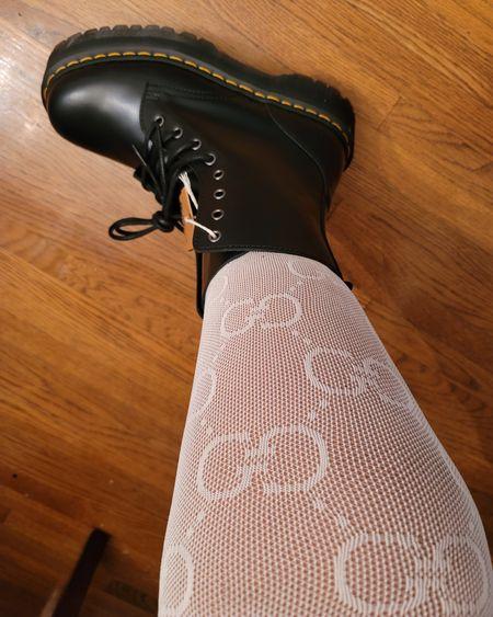 Both fit!!!! Boots size 10 and Tights large. @liketoknow.it http://liketk.it/32Eko #liketkit