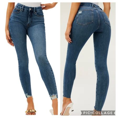 Nordstrom Sale Good America Skinny Jeans http://liketk.it/3k2FN #liketkit @liketoknow.it #LTKunder100 #LTKstyletip #LTKunder50
