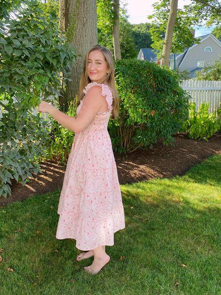 So obsessed with my nap dress! Been loving midi and maxi dresses this summer   #LTKunder100 #LTKsalealert #LTKstyletip