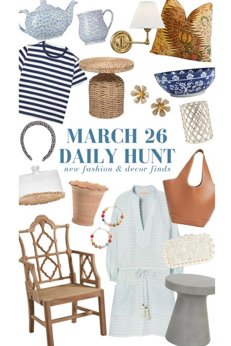 Some of my March 26 finds! Shop even more on the Daily Hunt page of KatieConsiders.com @liketoknow.it http://liketk.it/3bome #liketkit