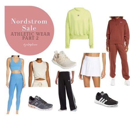 Nordstrom Sale: Athletic Wear, part 2!    #LTKsalealert #LTKstyletip #LTKfit http://liketk.it/3jQRn #liketkit @liketoknow.it