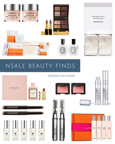 {Nordstrom Sale Beauty Finds} Beauty is where it's at in this year's Nordstrom sale 🤗 I get access tomorrow and this is where you'll find me! More linked than shown! To shop, click the link in my profile or you can shop by screenshot in the @liketoknow.it app! #liketkit #LTKunder100  #LTKsalealert #LTKbeauty http://liketk.it/3jPld