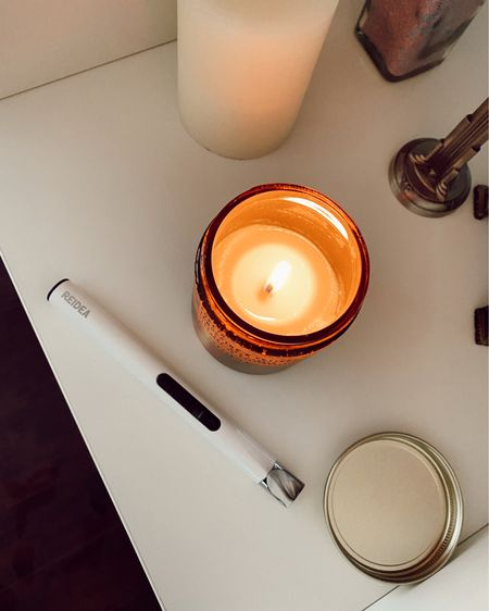Electric candle lighter • windproof and flawless candle lighter • rechargeable electric lighter • comes in 6 different colors  http://liketk.it/34d9L #liketkit @liketoknow.it #LTKgiftspo #LTKunder50 #LTKhome