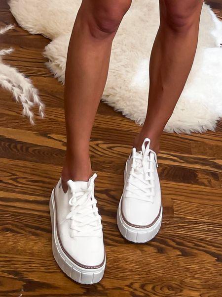 White sneakers size 7   #LTKunder100 #LTKshoecrush