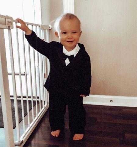 #boycostume #suit #tux #babyboy   #LTKkids #LTKunder50 #LTKbaby