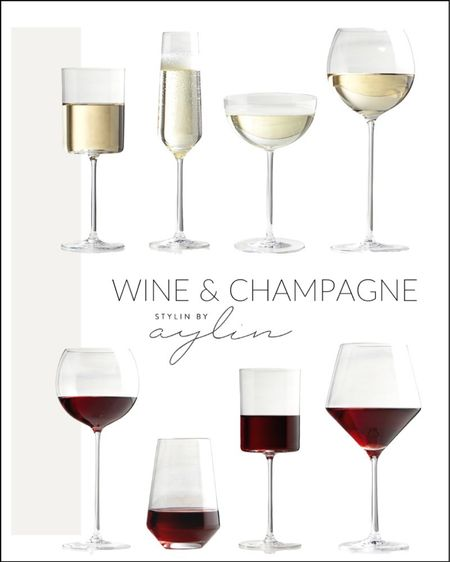 Wine & Champagne, Gift Ideas, Red Wine, White Wine #StylinbyAylin  #LTKGiftGuide #LTKunder50 #LTKhome