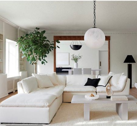 Shop this open and airy living room.  #LTKhome