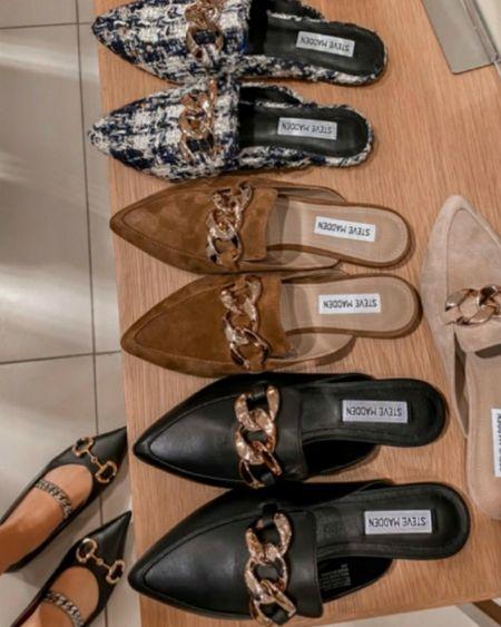 Save or Splurge, Mules, Flats, Shoes,       http://liketk.it/3o6WZ @liketoknow.it #liketkit  #LTKshoecrush #LTKunder100