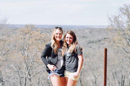 girls weekend in Texas wine country 🖤 @liketoknow.it #liketkit #LTKunder50 http://liketk.it/2v7f2