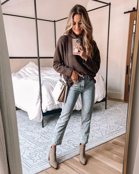 nsale sweater size xs / nsale jeans size 25  #LTKsalealert