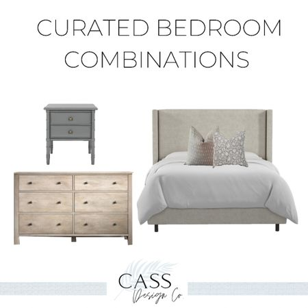 Curated bedroom collection  #LTKhome
