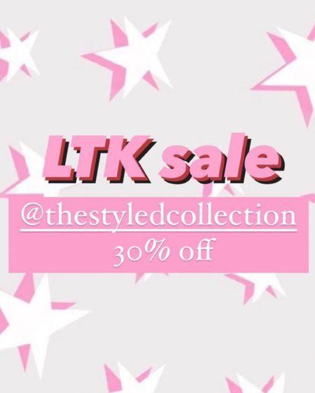 The styled collection sale http://liketk.it/3hlhX #liketkit @liketoknow.it #LTKsalealert #LTKstyletip #LTKunder50