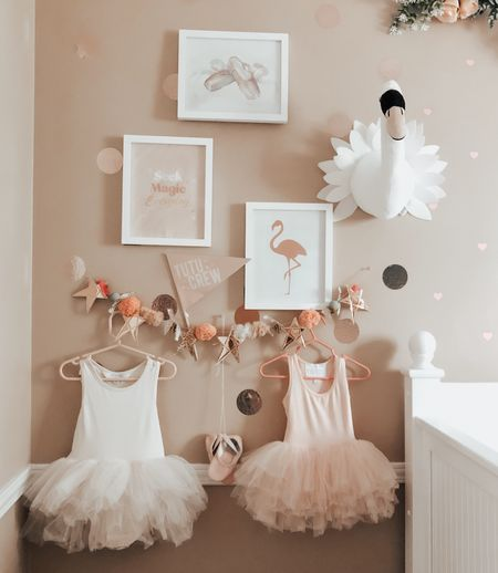 Girls Room Decor Faves! Baby Girl nursary decor. Wall prints, hooks and decorations! 💗    #LTKkids #LTKbaby #LTKhome