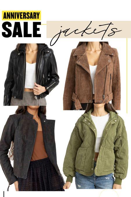 Nordstrom sale best jackets green puffer jacket blank nyc suede jacket   #liketkit @liketoknow.it http://liketk.it/3jRQA #LTKunder100 #LTKstyletip #LTKsalealert