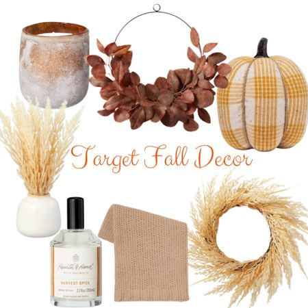 Some of my favorite Fall finds at @target! #targetfinds #targetfalldecor #targetfall #targethome #targetdecor  #LTKsalealert #LTKSeasonal #LTKhome