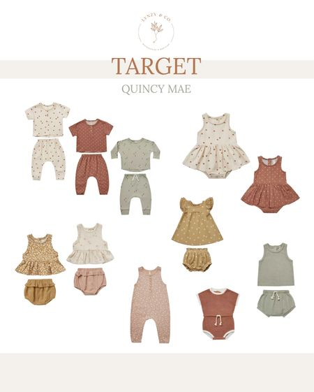 Quincy Mae for Target! 😍