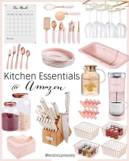 Amazon kitchen home essentials   #LTKGiftGuide #LTKstyletip #LTKhome