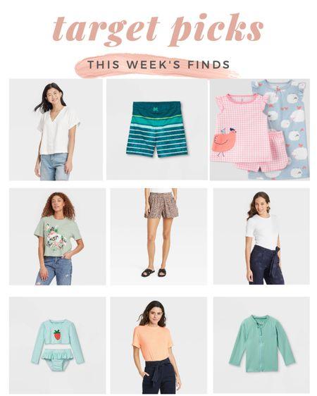 Fave finds this week at Target 🎯 ❤️ #LTKfamily #LTKkids  http://liketk.it/3gRWQ #liketkit @liketoknow.it