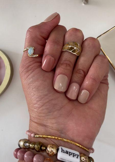 Fall nails, press on nails