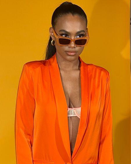 Orange you glad it's spring? http://liketk.it/3aJoh #liketkit @liketoknow.it #springfashion #orange