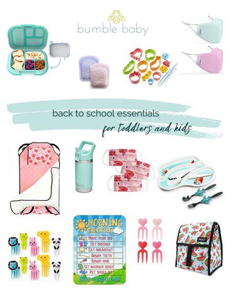 Back to school essentials for toddlers + kids   #LTKkids #LTKfamily