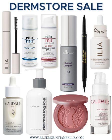 Skincare dermstore sale beauty sale ilia Tarte eltamd sunscreen clean beauty clean skincare dry shampoo http://liketk.it/3ga0M #liketkit @liketoknow.it   #LTKsalealert #LTKbeauty #LTKunder50