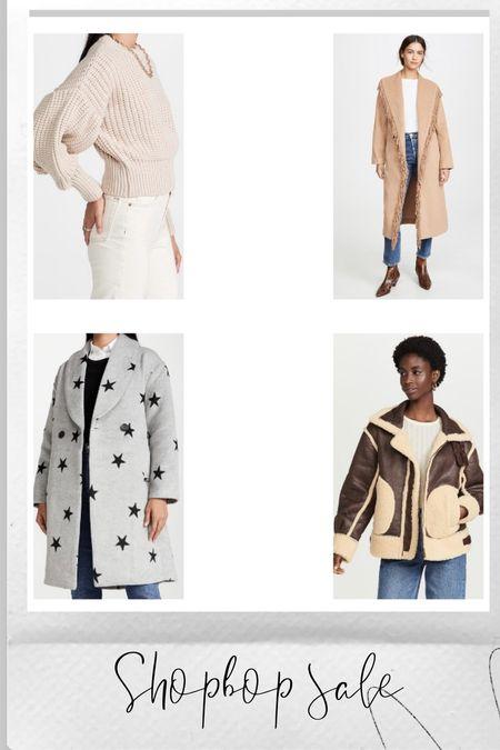 Jackets, coats, shopbop sale, fall, winter   #LTKsalealert #LTKHoliday #LTKSeasonal