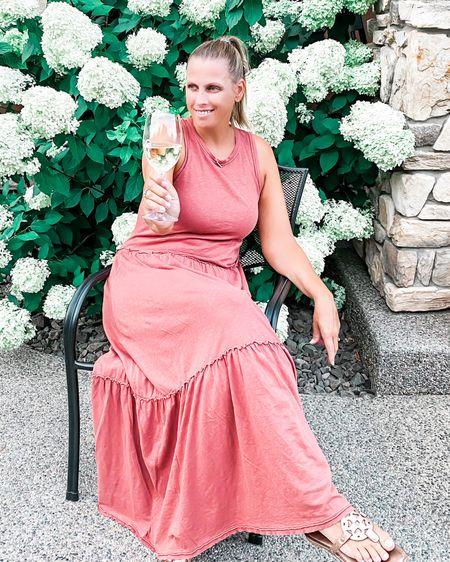 Summer dress  http://liketk.it/3juLs @liketoknow.it #liketkit #LTKunder100 #LTKshoecrush #LTKsalealert
