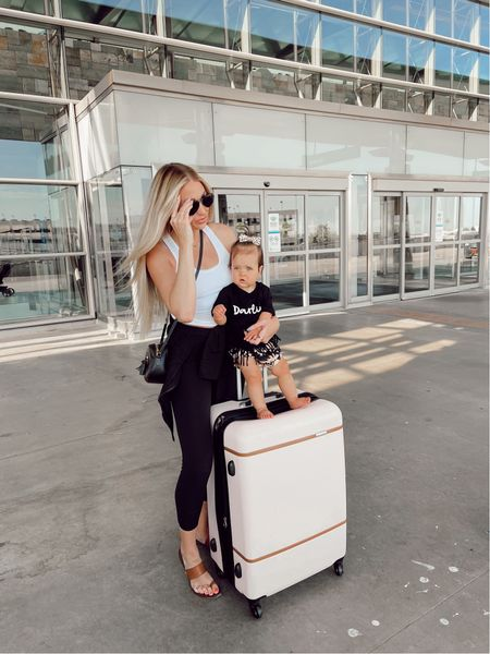 Travel outfits mommy and me   #LTKkids #LTKfamily #LTKtravel